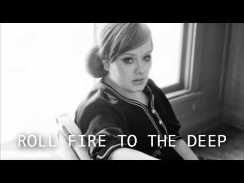 Roll Fire To The Deep Adele Mashup Fail Idk You