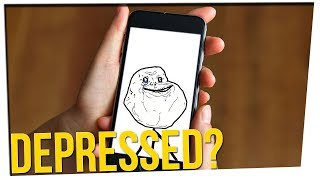 New Technology Helps Find Depressed People on Instagram ft. DavidSoComedy & Gina Darling