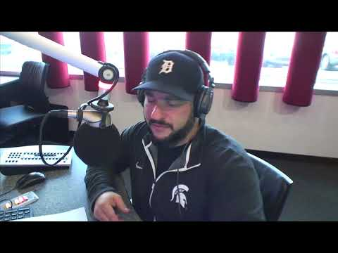 The Valenti Show - Mike talks about the Spartans win over Penn State