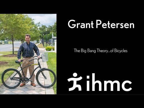 Grant Petersen:  The Big Bang Theory…of Bicycles