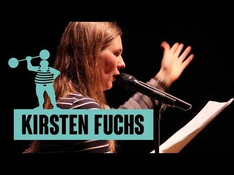 Kirsten Fuchs - Psychiater in der Freizeit