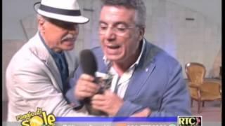Acceso diverbio tra Michele Placido e Lino Polimeni - Raggio di Sole RTC TELECALABRIA