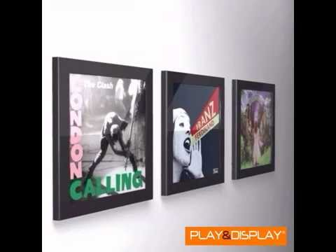 Ikea Gladsax Vinyl Record Frames Doovi