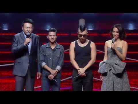The Voice Thailand - Live Performance - 14 Dec 2014 - Part 3