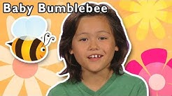 Baby Bumblebee and More   HAND PLAY GAME   Mother Goose Club Songs for Children