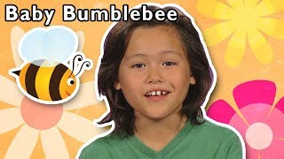 Baby Bumblebee and More | HAND PLAY GAME | Baby Songs from Mother Goose Club!