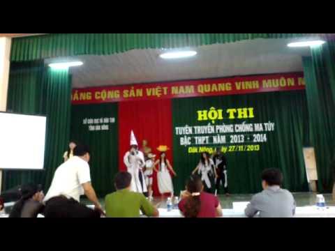 Phần tự giới thiệu về ma tuý của THPT Đắk Song