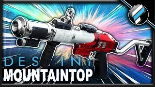 Mountaintop | Why did I get this? | Destiny 2 (Funny Moments)