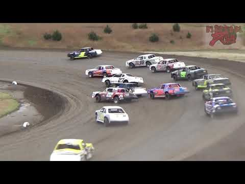 RPM Speedway - 10-6-18 - 12th Annual Fall Nationals - Stock Car Last Chance Qualifier 2