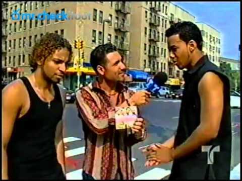 Aventura - Romeo Santos y Henry en el 2000.