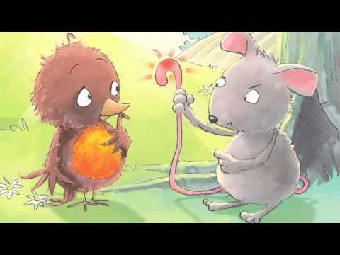 Early Birdy Gets the Worm - Children's Book Trailer