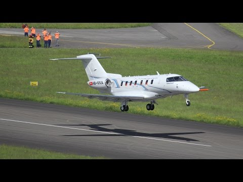 Pilatus Aircraft  PC-24  maiden flight