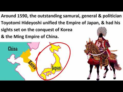Admiral Yi Sun-Shin (Yi Sun-Sin) | Part #1 | Early life, The Imjin Wars & The Turtle Ship