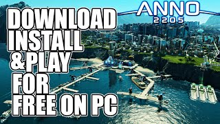 Anno 2205: Gold Edition PC - Download, Install and Play for Free
