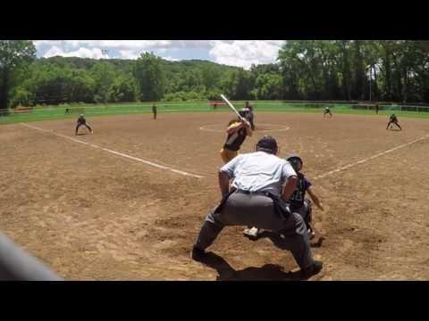 Cailyn Kohus '20 ASA Gold Qualifier.  6/24/2017 - Cincinnati, OH