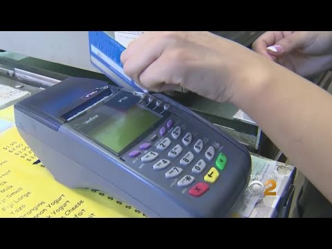 More People Making Small Purchases With Credit Cards