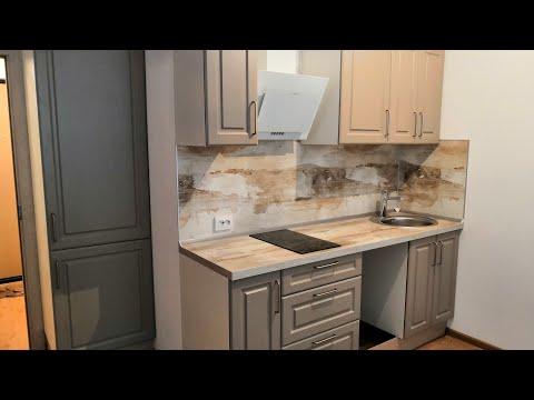 Кухни Леруа полная сборка в фото и видео