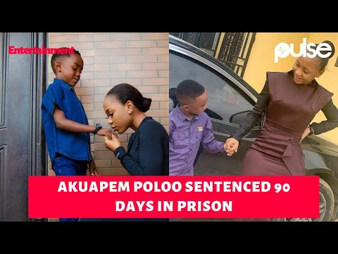 Download Akuapem Poloo sentenced 90 days in prison