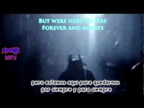 Motionless in white - Devil´s night (sub español)