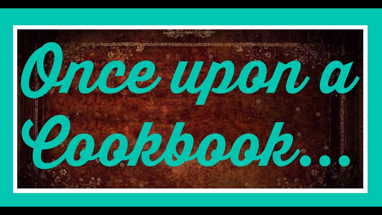 Once Upon a Cookbook ... Healthy Happy Vegan Kitchen - trailer 1 ...