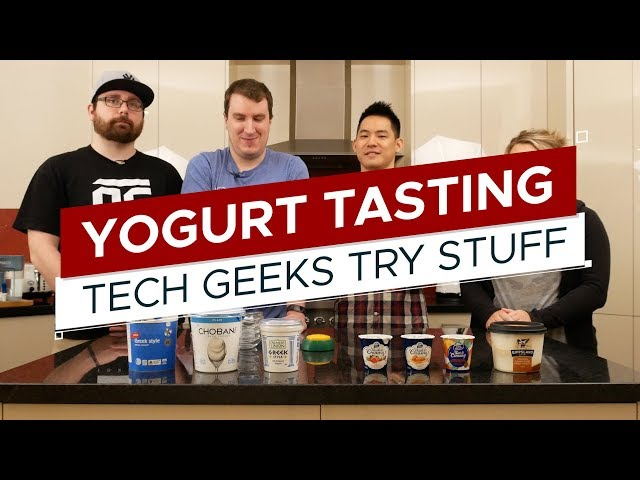 Taste Test: Australian Greek Yogurt | TGTS S3E3