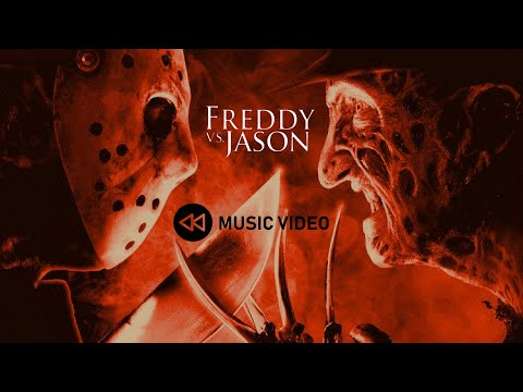 Freddy vs Jason  Sick Puppies  Youre Going Down *Music *