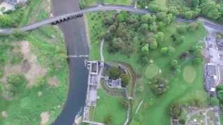 DJI Phantom 3 Maximum Height Test | Top Max Altitude Test 4K in Ireland