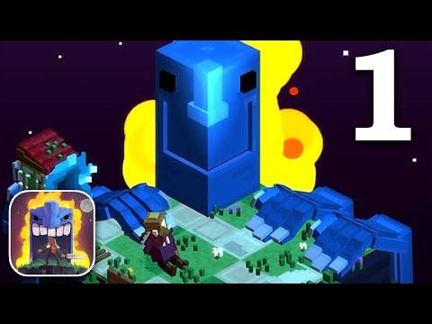 Tiny Tomb: Dungeon Explorer Gameplay Walkthrough (Android, iOS) - Part 1
