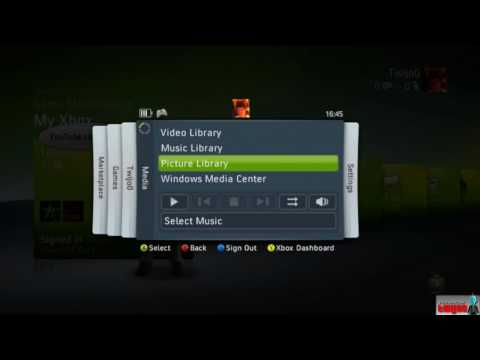 Stream Music to Xbox | From PC / Ipod