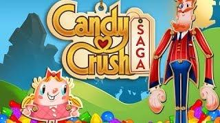 Candy Crush Saga, level 219