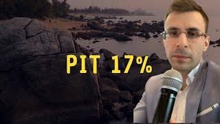 Obniżka PIT do 17%?