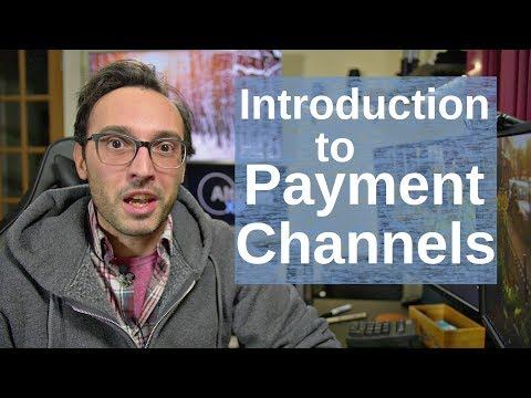 An Introduction to Payment Channels (Lightning Network, Raiden)
