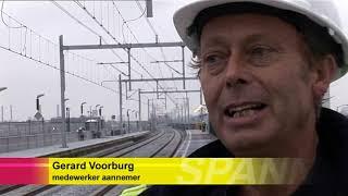 ProRail 'Spanning op het Spoor' Aflevering 5: Utrecht - Gouda en Breukelen