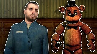 We Played Hide and Seek in a FNAF Hotel in Gmod! - Garry's Mod Multiplayer Survival