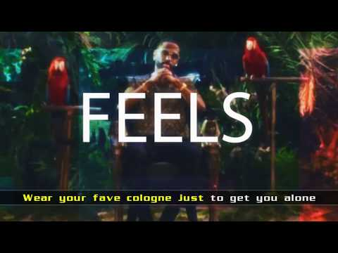 Calvin Harris ft  Pharrell, Katy Perry, Big Sean   Feels kor Karaoke Version 1