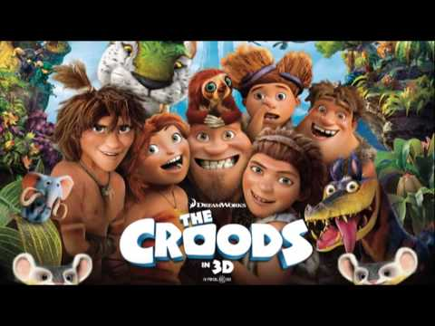 The Croods [Soundtrack] - 06 - Teaching Fire To Tiger Girl