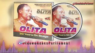 Olita 30 Years On Stage Benin Music Live On Stage Audio.mp3