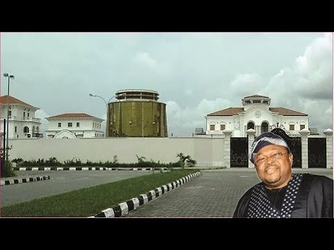 MIKE ADENUGA new #8 Billion Naira Mansion in Banana Island, Lagos