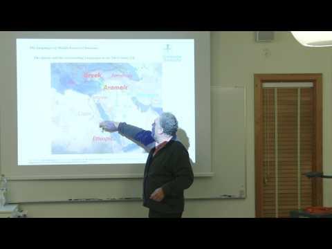 Minorities In The Islamic World: Presentation by E. Wardini
