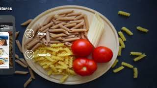 Pasta Recipes in English