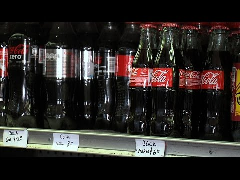 Tax on Sugary Drinks Helping Mexicans' Health