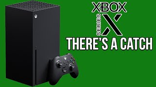 Xbox Series X Will Be Backwards Compatible, BUT There's A Catch...