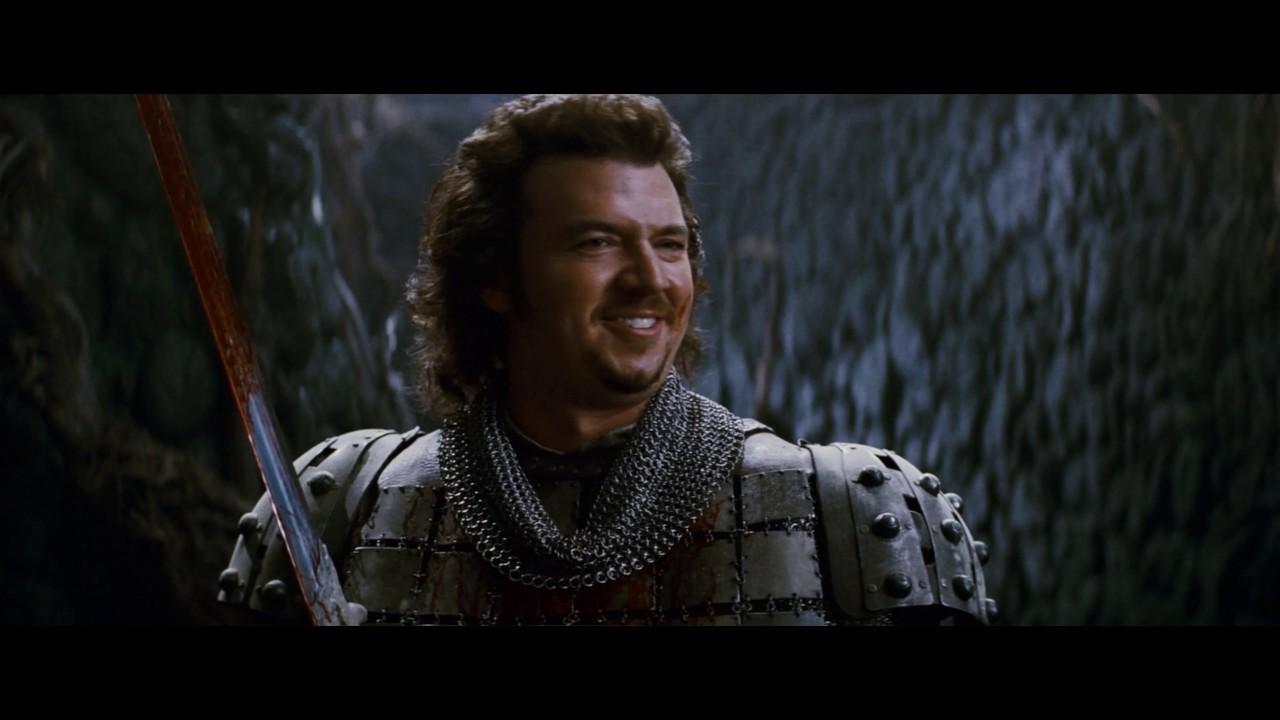 Your Highness - Minotaur Scene - HD - YouTube