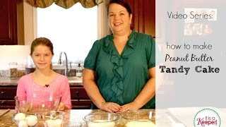 How To Make Peanut Butter Tandy Cake Recipe