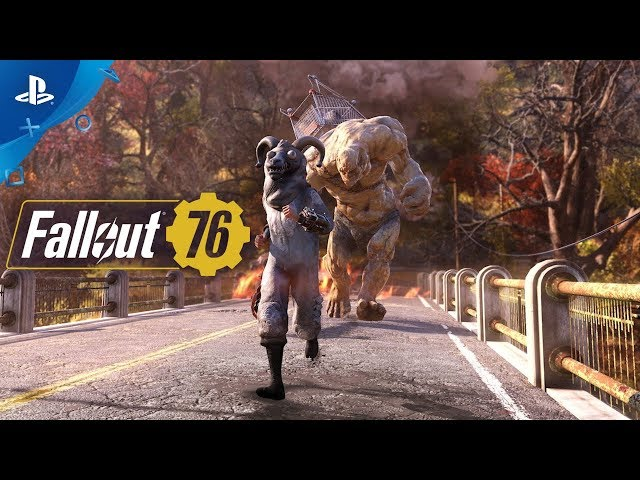 Fallout 76 - Wild Appalachia Trailer | PS4