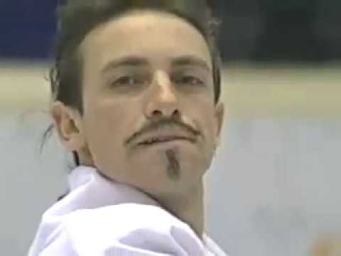 BEST Figure skating EVER Philippe Candeloro  - DArtagnan -1998