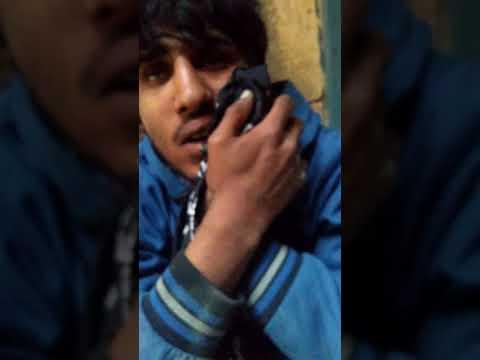 Thief caught in munirka.(2)