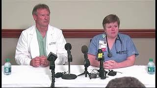 Estado de los heridos en tiroteo de Virginia Beach