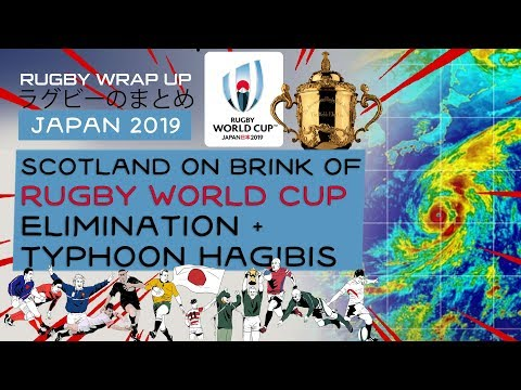 Typhoon Of A Show: Mike Friday, George Hook, Steve Lewis Bang Heads Re #RWC2019 #Women's7s, #RugbyX