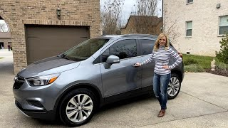 The 2019 Buick Encore, Test drive and Review 4K